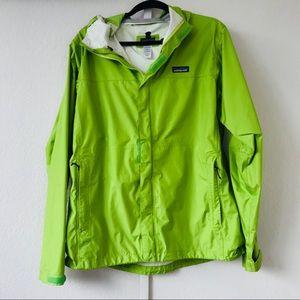 Patagonia Men's Torrentshell Jacket Green Large